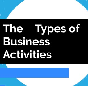 TYPOLOGY OF BUSINESS ACTIVITIES